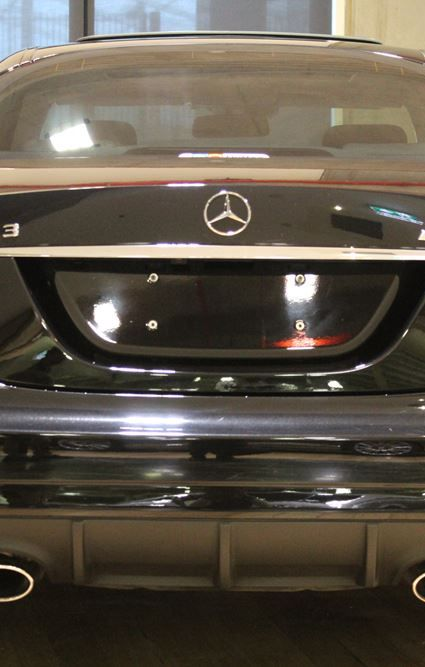 2007 MERCEDES CL63 C216 AMG - for sale in Australia