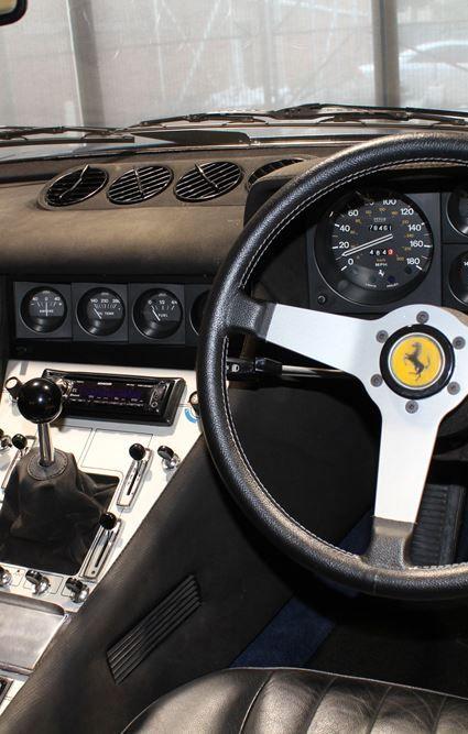 1972 Ferrari 365 GTC4 for sale in Australia