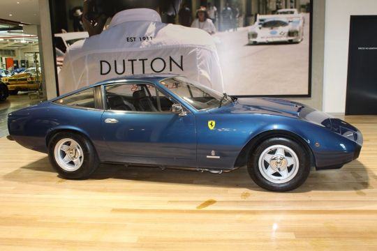1972 Ferrari 365 GTC4 for sale in Australia