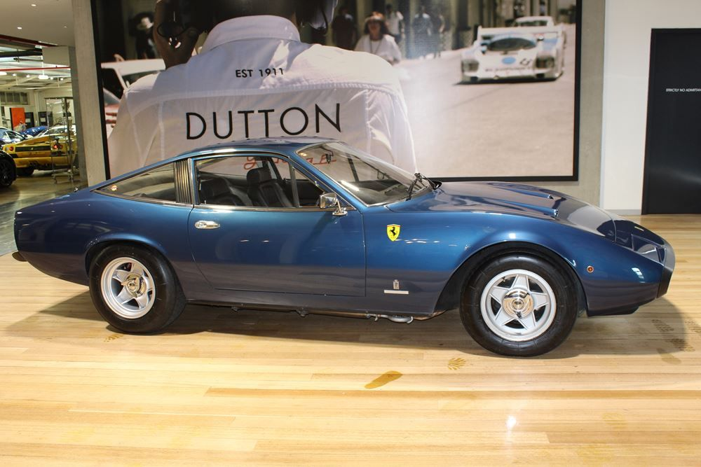 1972 Ferrari 365 GTC/4 | For Sale | DuttonGarage.com