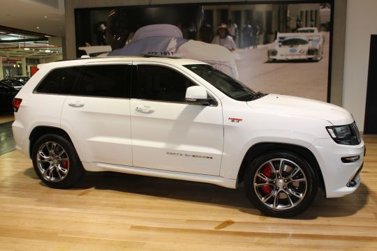 2014 JEEP GRAND CHEROKEE WK MY15 SRT-8 - for sale in Australia