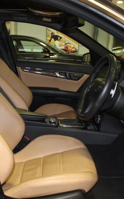 Mercedes C63 AMG Edition 63 - 2010