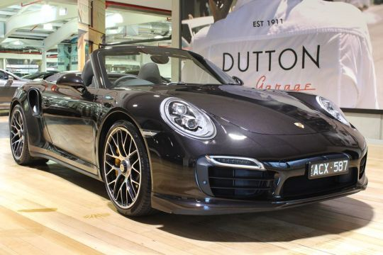 2014 PORSCHE 911 991 MY14 TURBO PDK AWD S - for sale in Australia