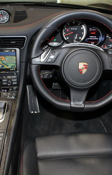 2014 PORSCHE 911 991 MY14 TURBO PDK AWD S - for sale in Australia