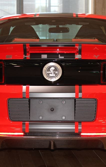 2013 FORD MUSTANG GT 500 for sale in Australia