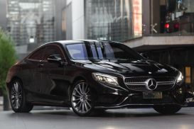 2016 Mercedes-Benz S500 C217 Coupe 2dr 9G-TRONIC PLUS 9sp 4.7TT