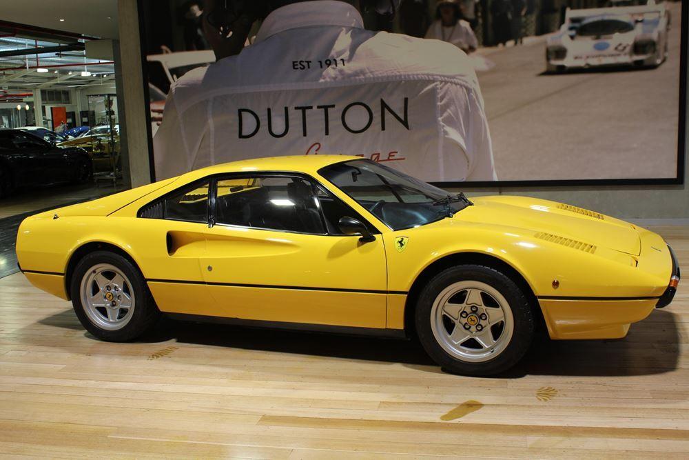 1977 Ferrari 308 GTB LIGHTWEIGHT | For Sale | DuttonGarage.com