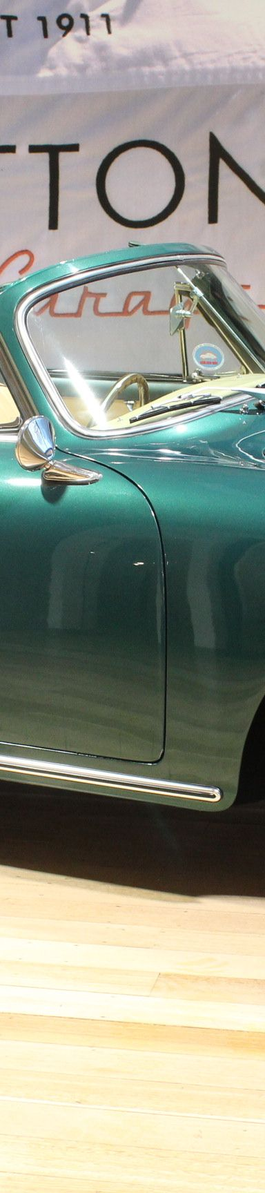 """960 Porsche 356 """"B"""" Cabriolet"""