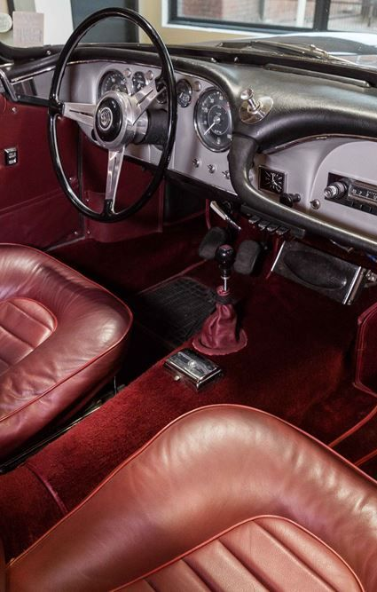 1961 Maserati 3500 GT Superleggera - for sale in Australia