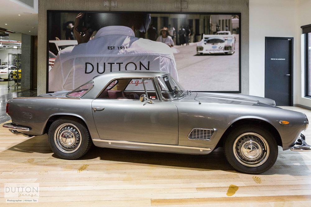 1961 Maserati 3500 GT Superleggera - for sale in Australia