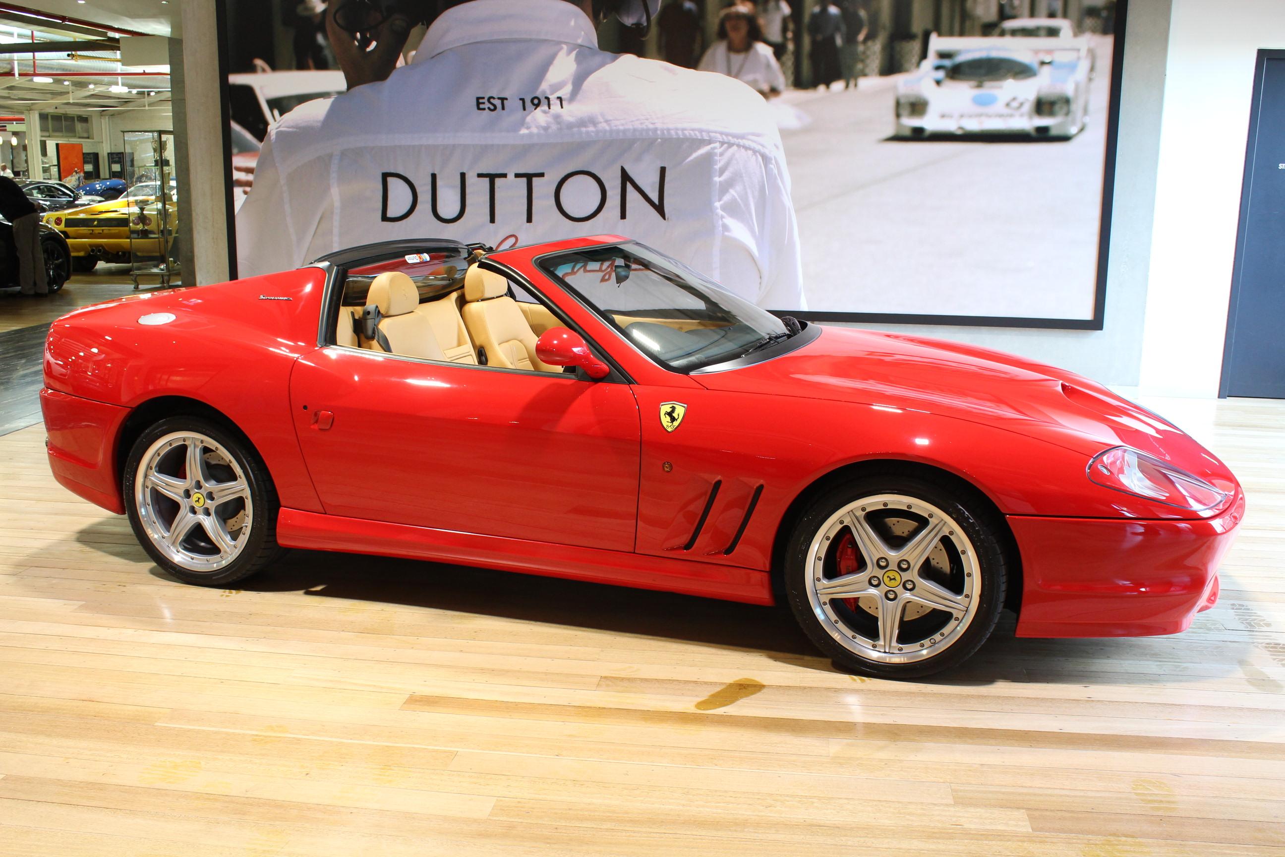 2002 Ferrari SuperAmerica - for sale in Australia