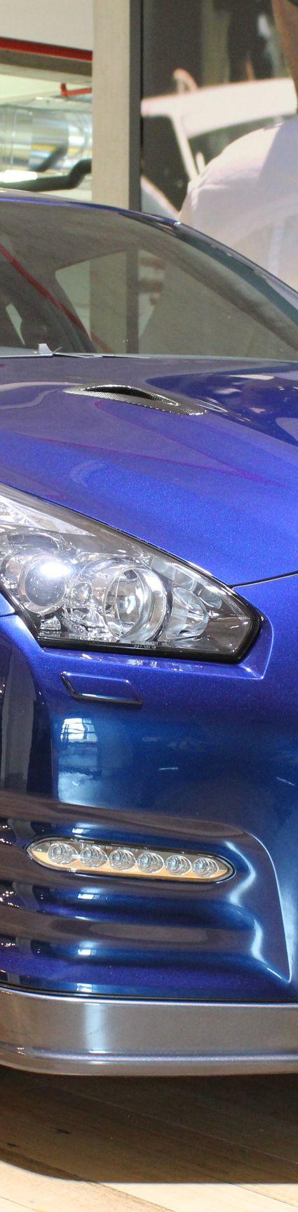 2011 NISSAN GT-R R35 MY11 DCT AWD