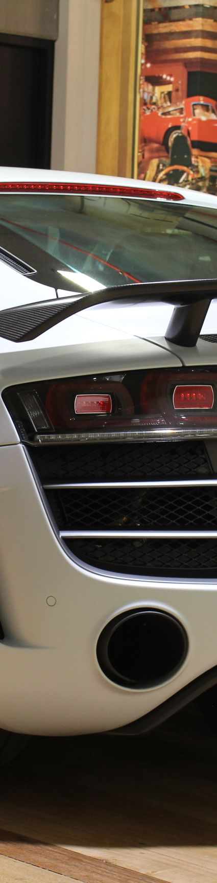2011 AUDI R8 MY11 GT QUATTRO - for sale in Australia