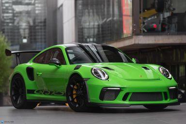 2019 Porsche 911 991 GT3 RS Coupe 2dr PDK 7sp 4.0i [MY19]