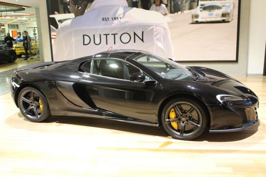 2015 McLaren 650S Spider 2dr SSG 7sp 3.8TT [MY15] - for sale in australia