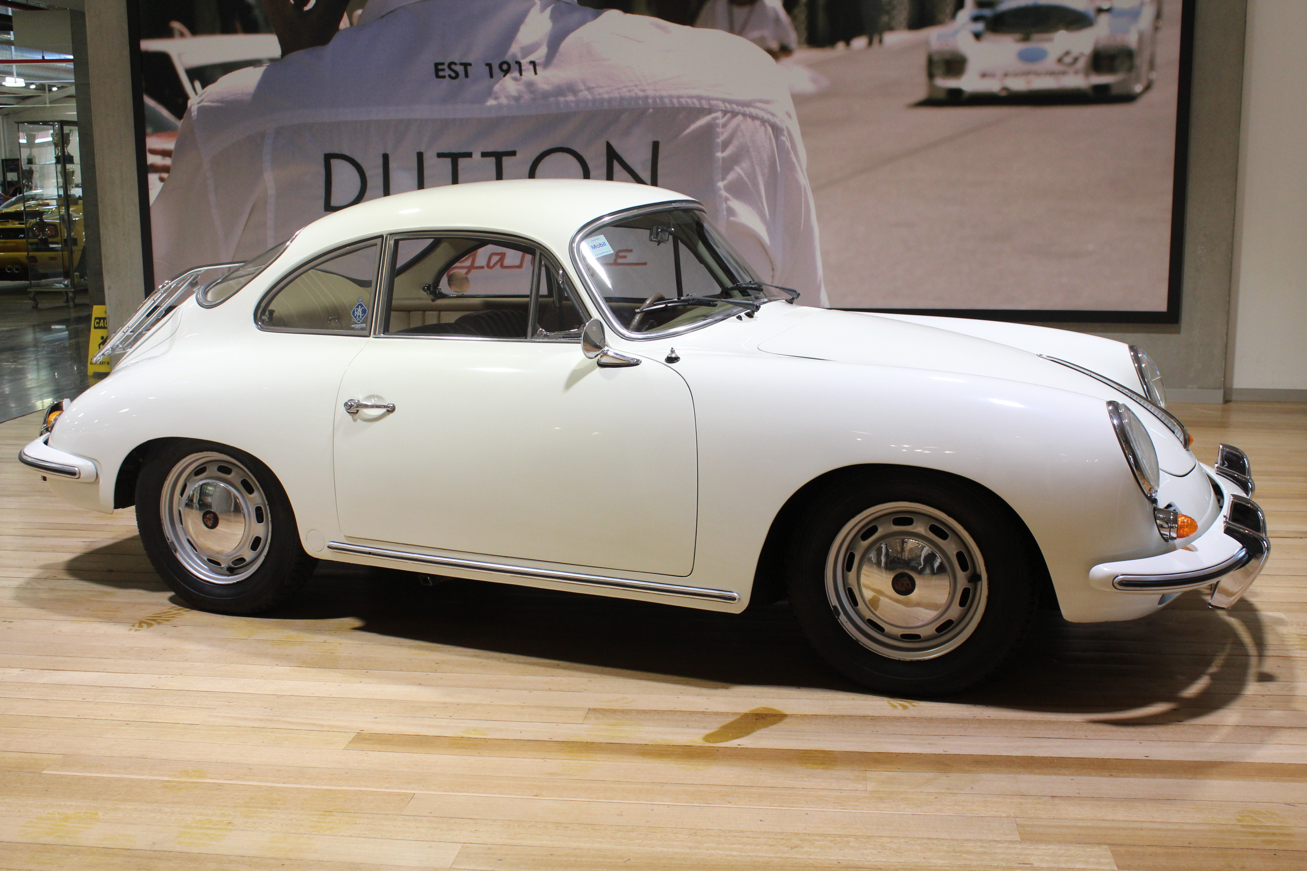 "1965 Porsche 356 ""C"" Coupe - for sale in Australia"