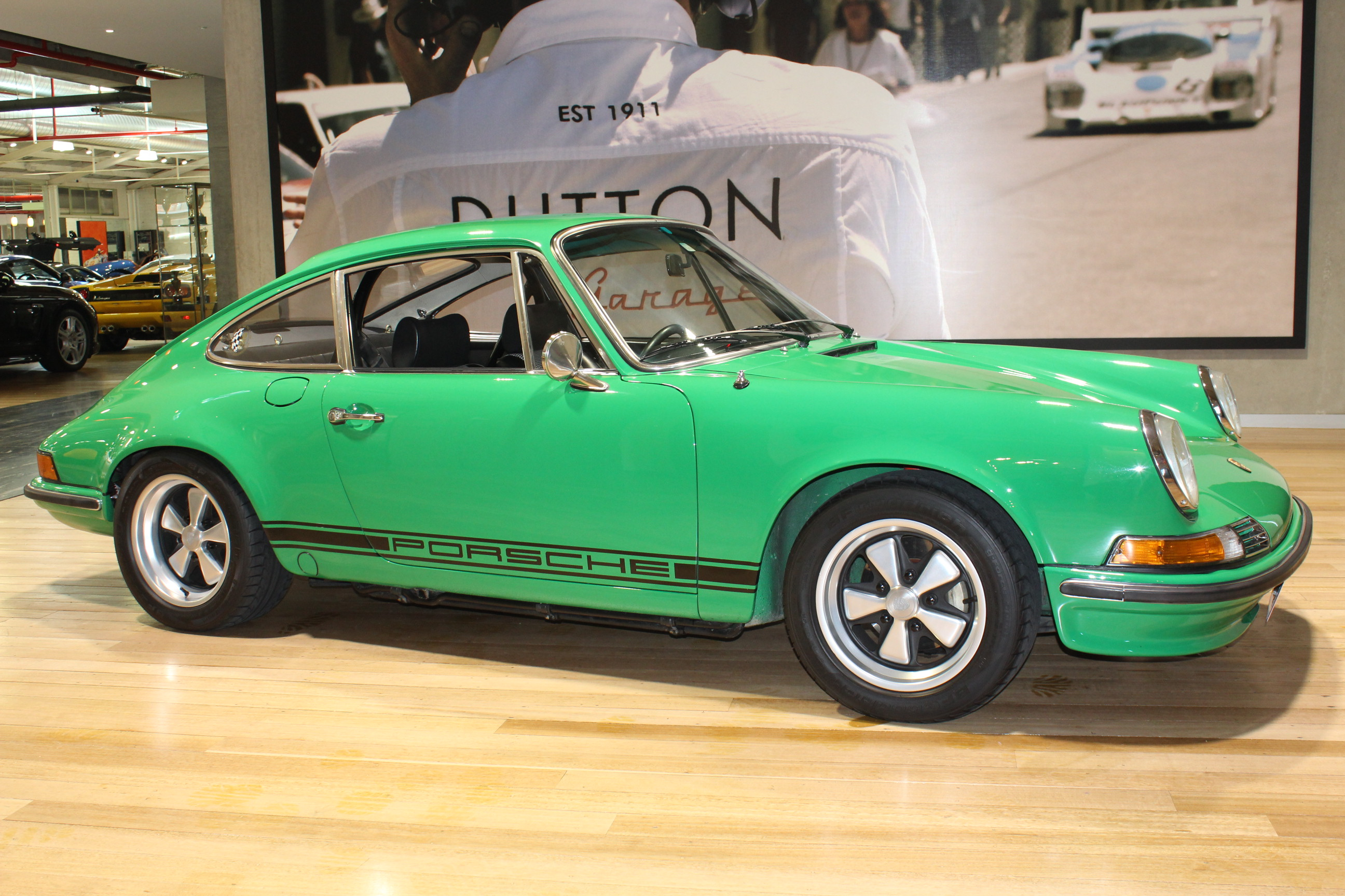 1972 Porsche 911 S - Green for sale in Australia