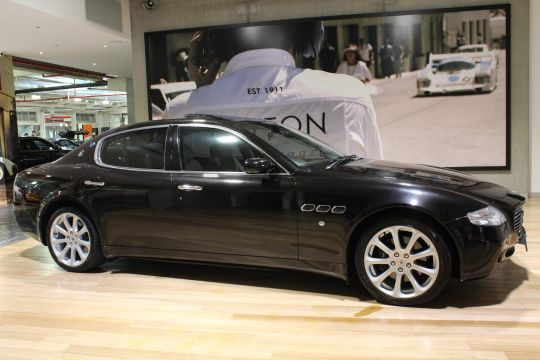 2005 Maserati Quattroporte Sport Sedan 4dr SA DCT 6sp 4.2i - for sale in Australia