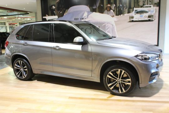 2014 BMW X5 F15 M50d Wagon 5dr Spts Auto 8sp 4x4 3.0DTTT - for sale in Australia