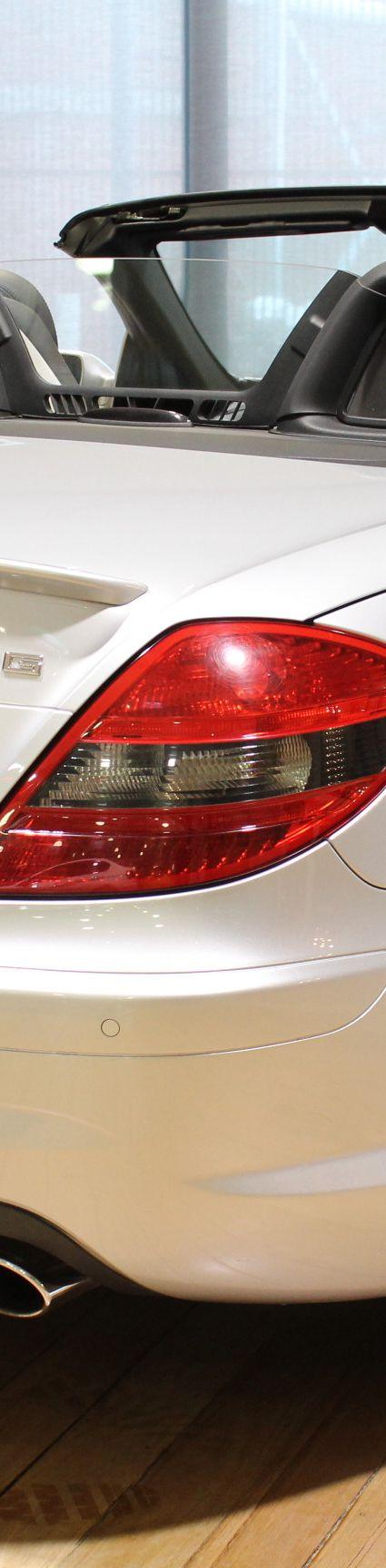 2006 Mercedes-Benz SLK55 R171 Roadster 2dr Auto 7sp 5.5i - for sale in Australia