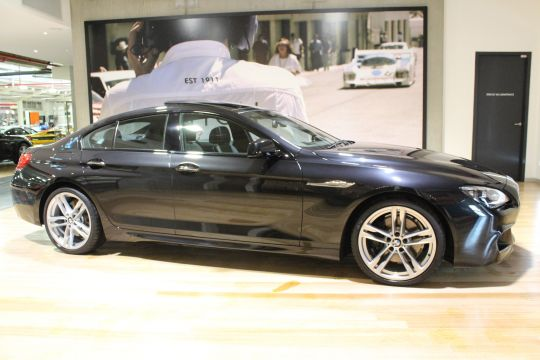 2012 BMW 640i F06 Gran Coupe 4dr Steptronic 8sp 3.0T [MY13] - for sale in Australia