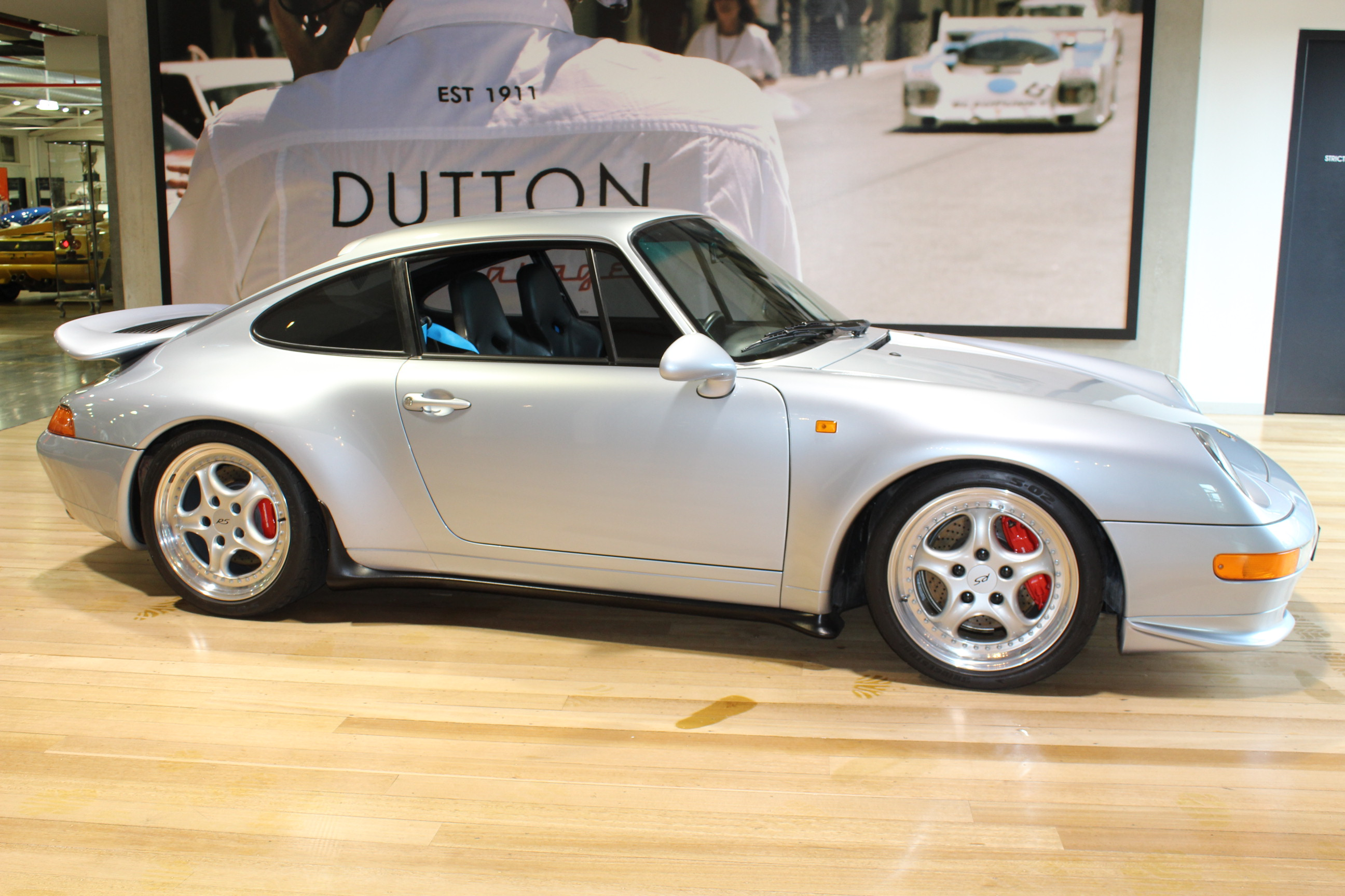 1996 Porsche 993 RS - for sale in Australia