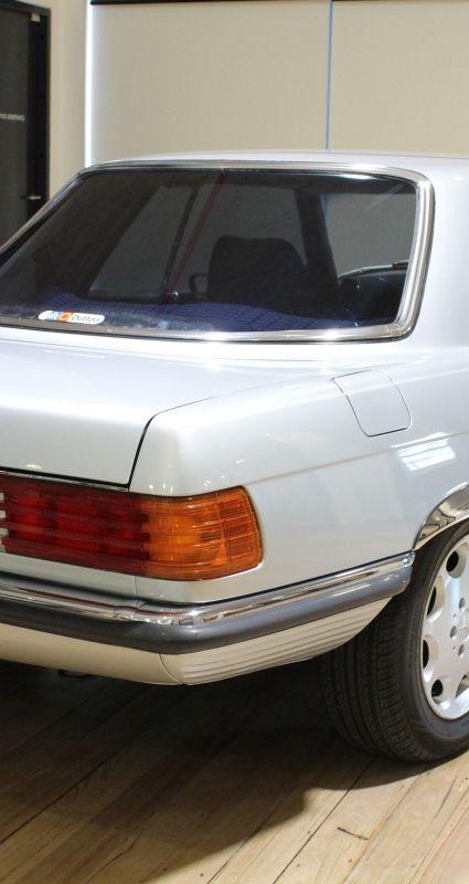 1980 Mercedes-Benz 450 SLC - for sale in Australia