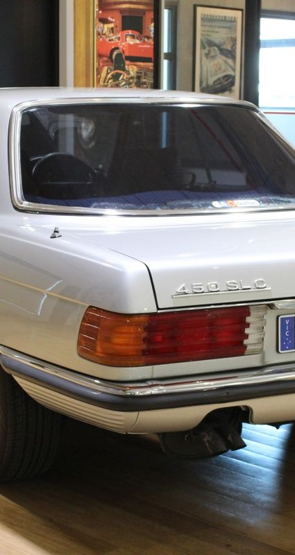1980 Mercedes-Benz 450 SLC - for sale in australia