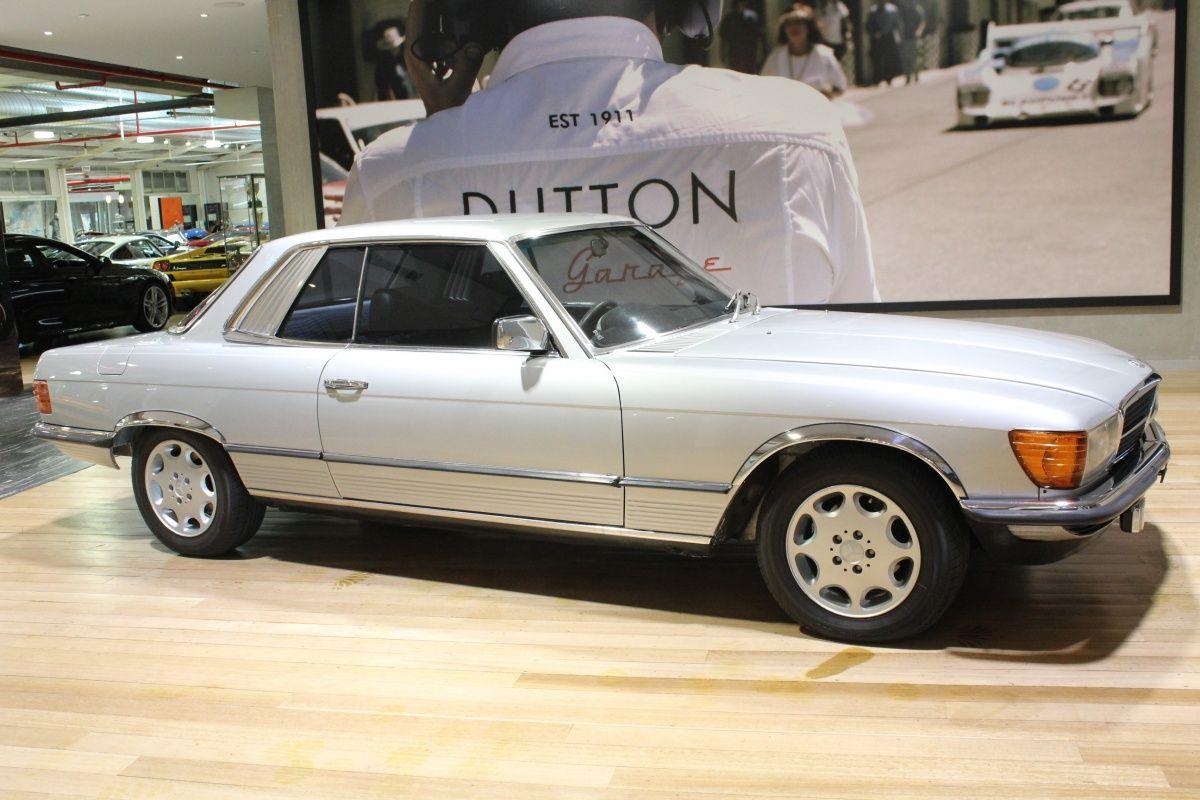 1980 mercedes benz 450 slc for Mercedes benz 450 slc