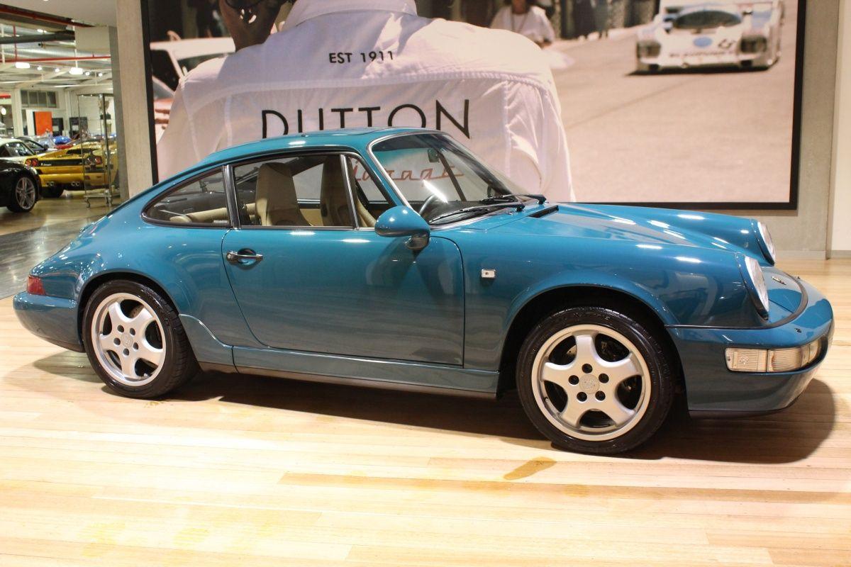 1989 Porsche 911 / 964 Carrera 4