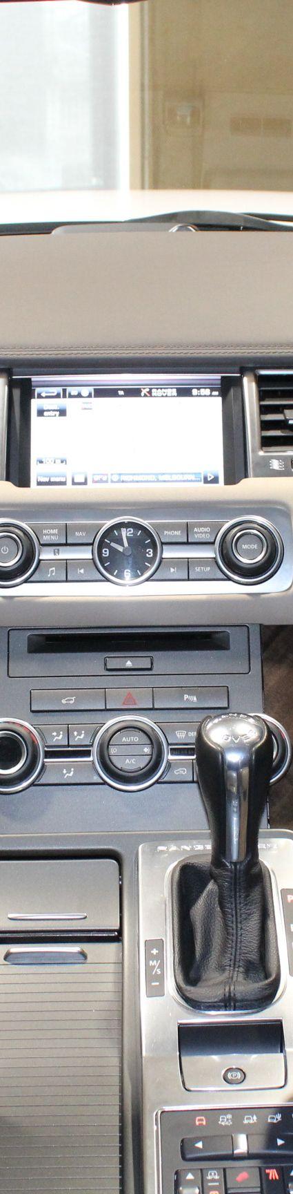 2012 Land Rover Range Rover Sport L320 SDV6 Luxury - for sale in Australia