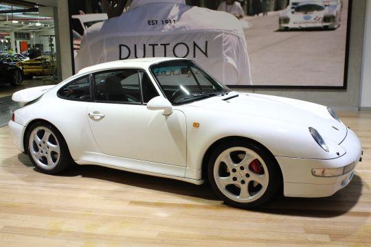 1995 Porsche 911 / 993 Turbo - for sale in Australia