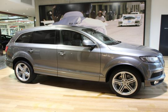 2013 Audi Q7 TDI Wagon 7st 5dr Tiptronic 8sp quattro 4.2DTT [MY14] - for sale in Australia