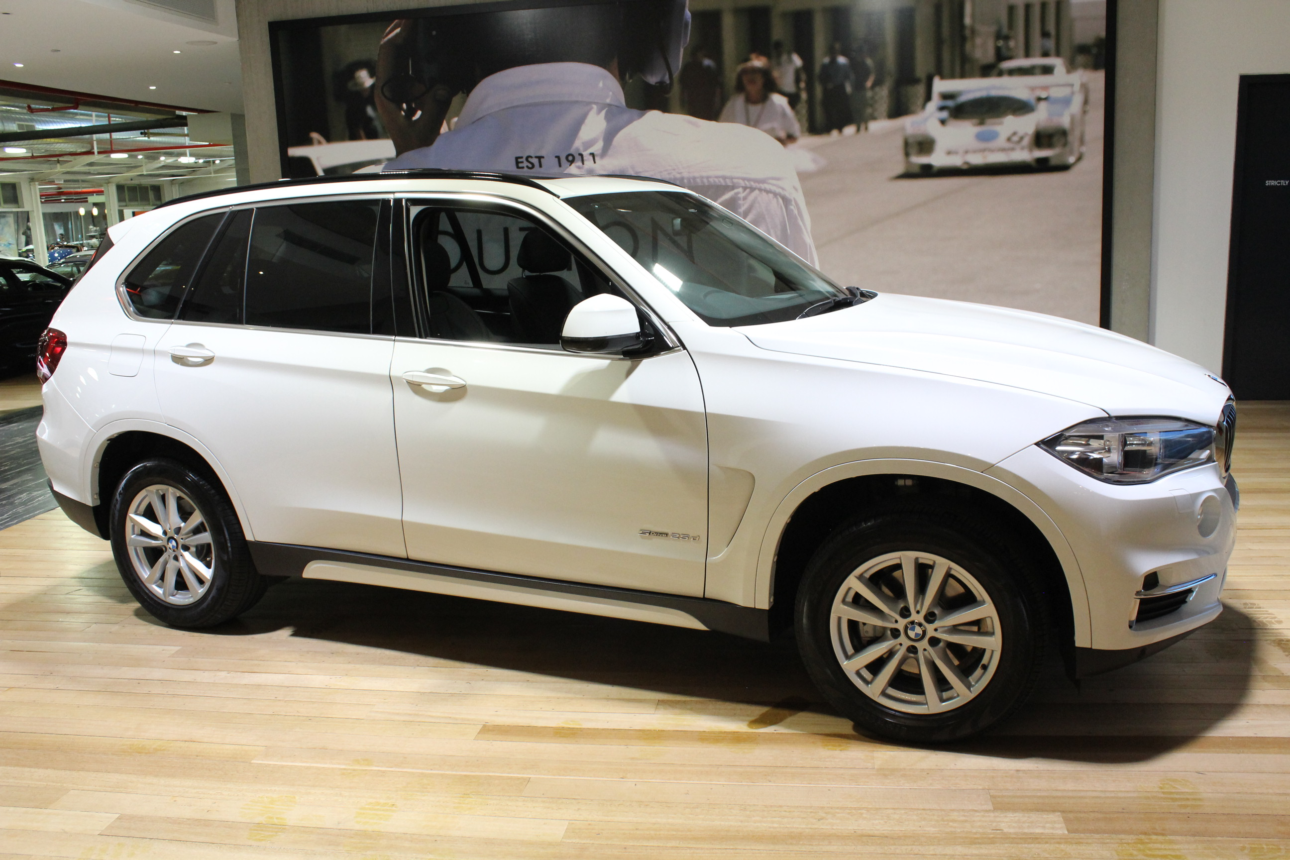 2014 BMW X5 F15 sDrive25d Wagon 5dr Auto 8sp 2.0DTT (Apr) - for sale in Australia