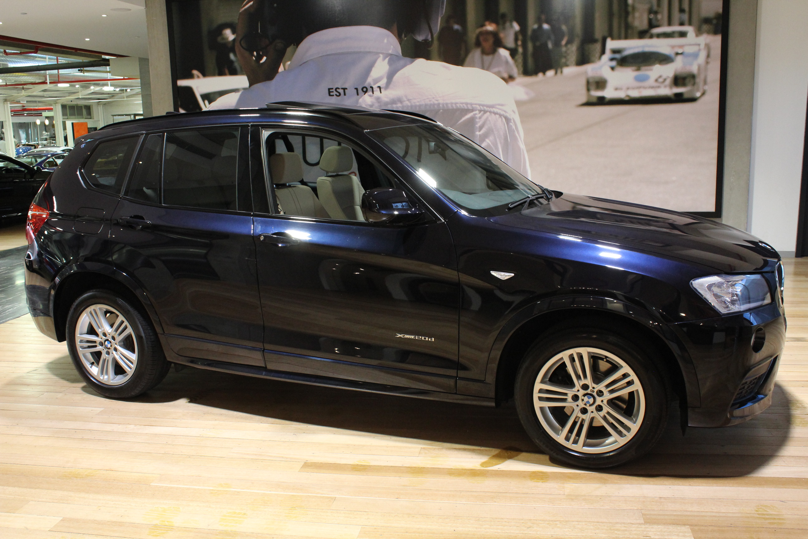 2012 BMW X3 F25 xDrive20d Wagon 5dr Steptronic 8sp 4x4 2.0DT [MY12.5] - for sale in Australia