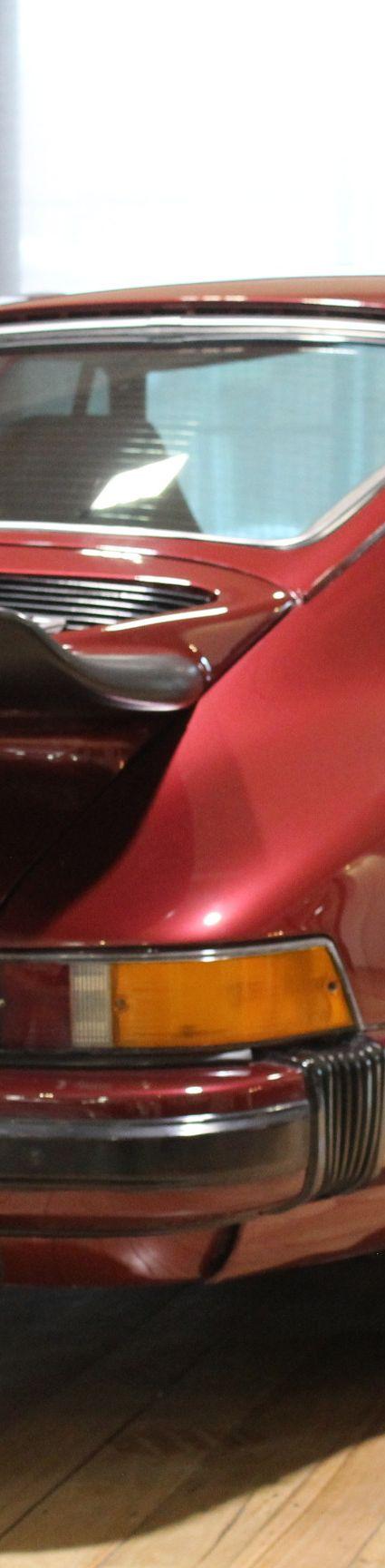 """1974 Porsche 911 """"G"""" Carrera 2.7 - for sale in Australia"""