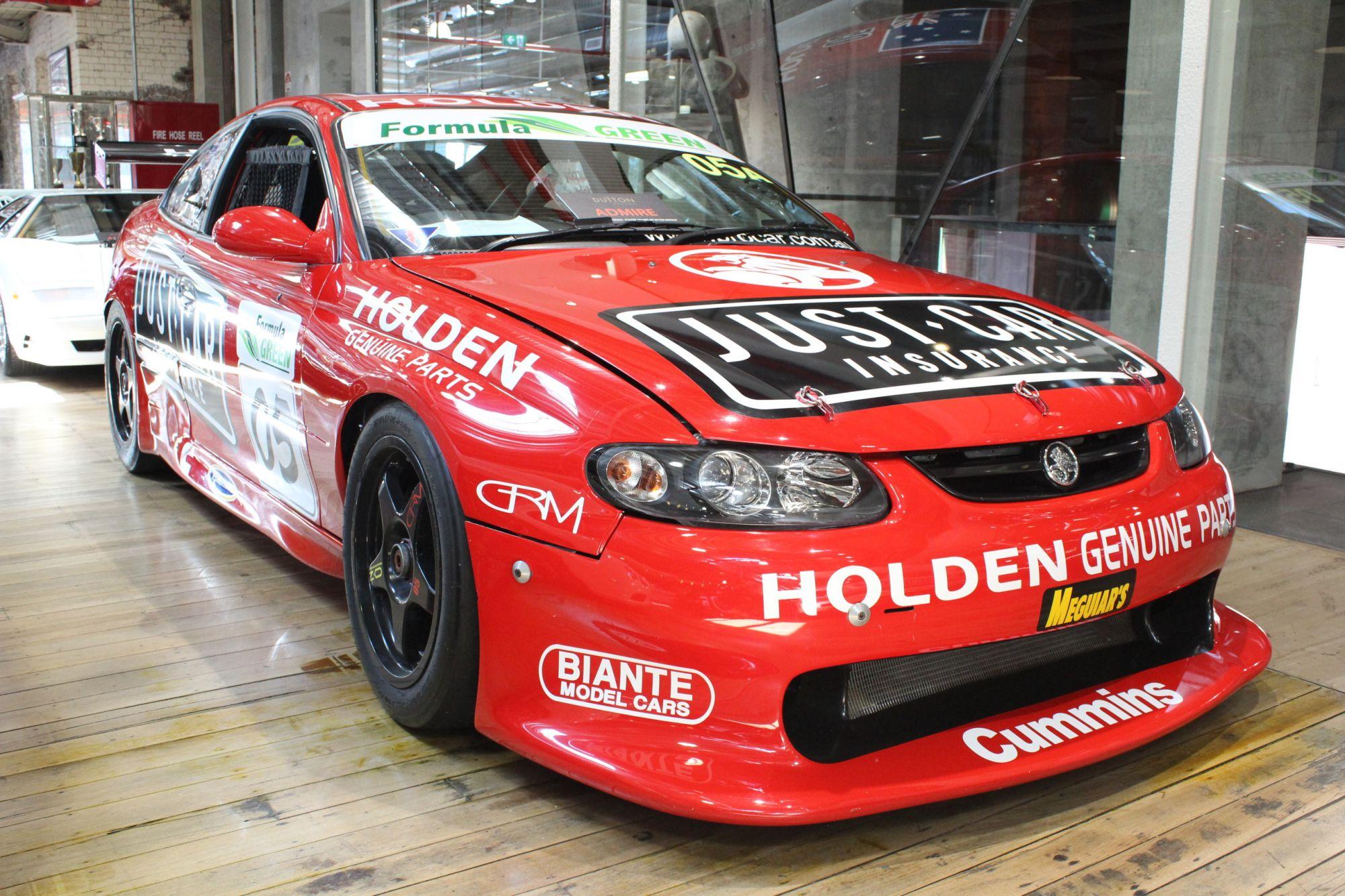 Holden Monaro By Gary Rogers Motorsport