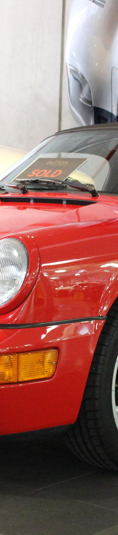 1993 Porsche 964  Speedster - sold by Dutton Garage