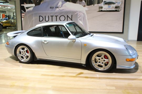1995 Porsche 993 RS Touring - for sale in Ausralia