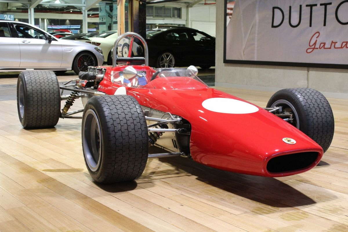 1967 McLaren Mark 4 B | For Sale | DuttonGarage.com
