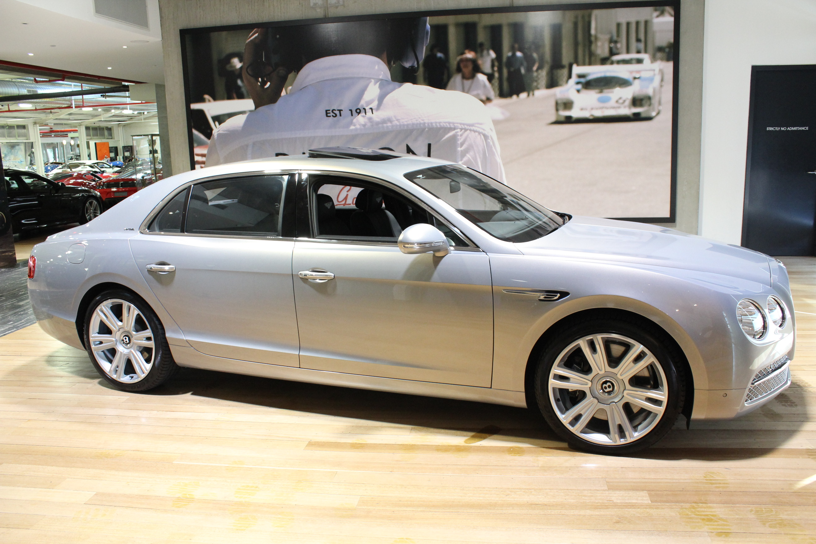 2015 Bentley Flying Spur 3W Sedan 4dr Spts Auto 8sp AWD 6.0TT [MY16] - for sale in Australia