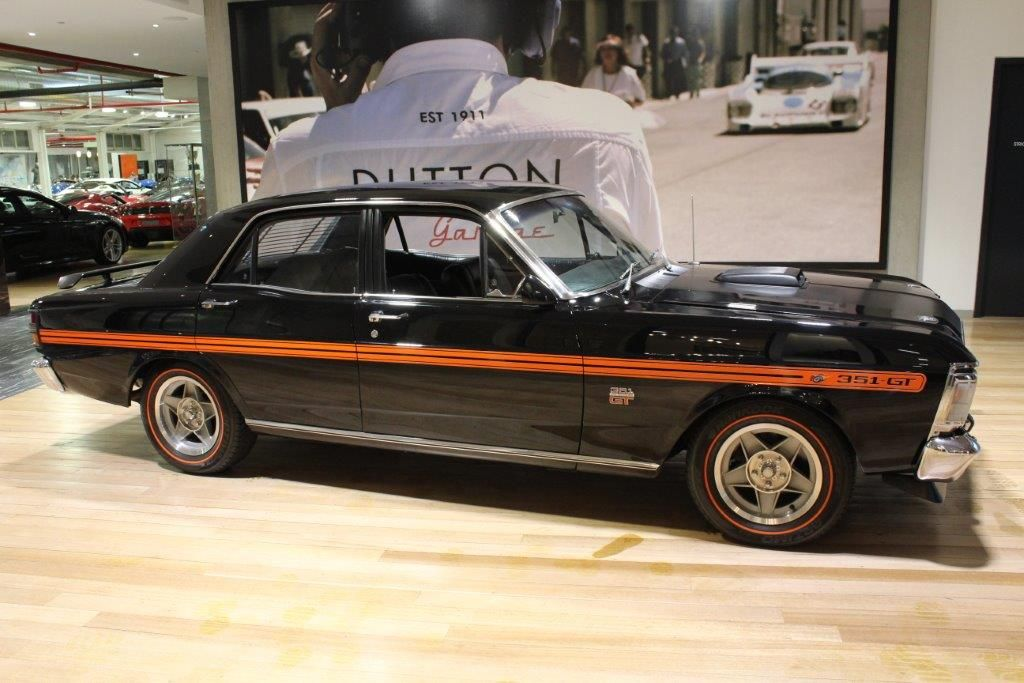 1971 ford falcon xy gt for sale for Ford motor company phone directory