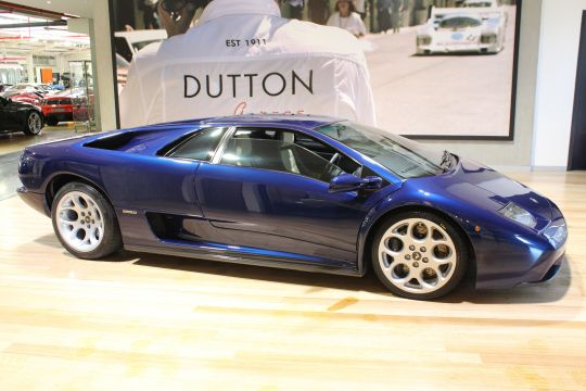 2001 Lamborghini Diablo - for sale in Australia