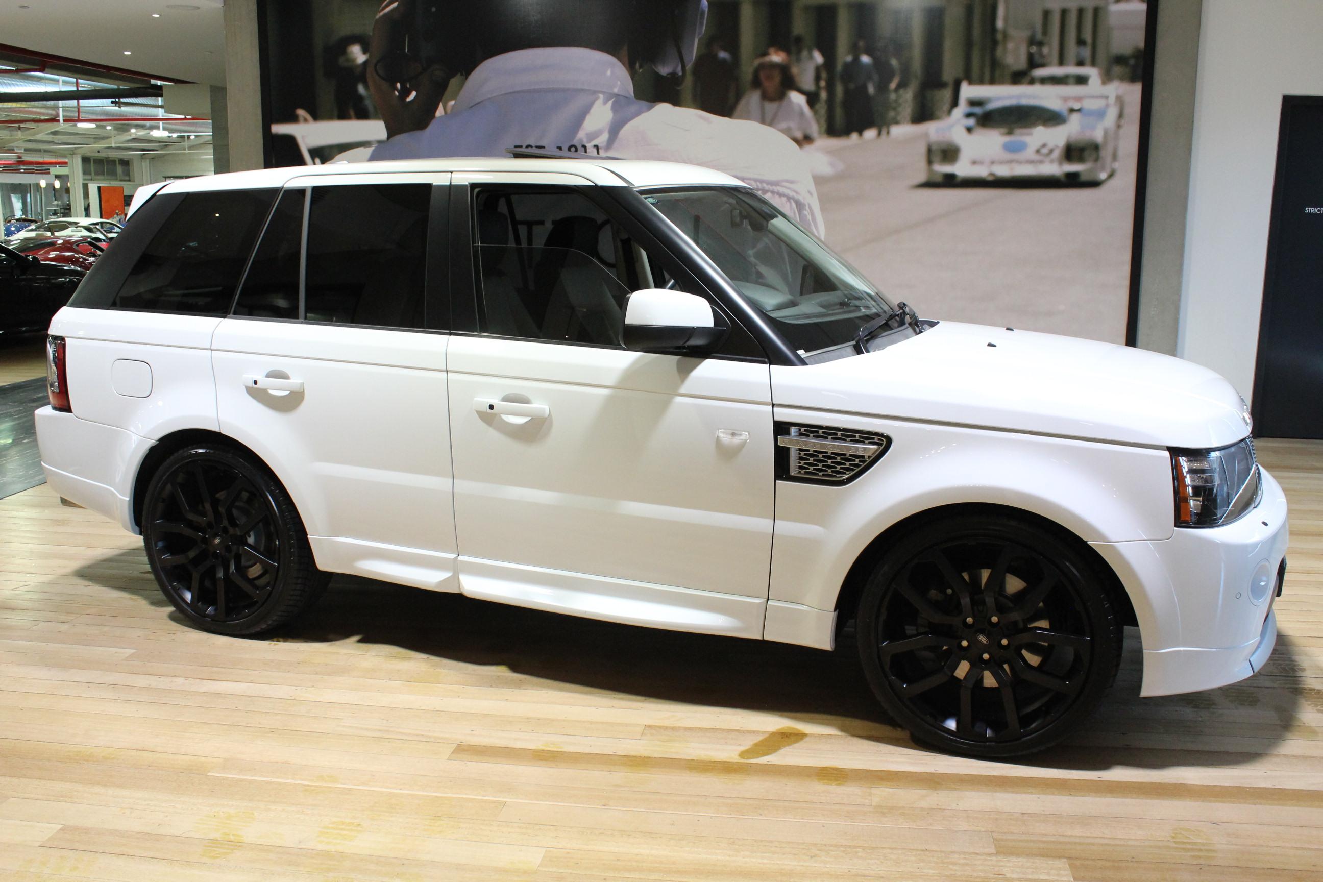 2013 Land Rover Range Rover Sport L320 SDV6 Autobiography Wagon