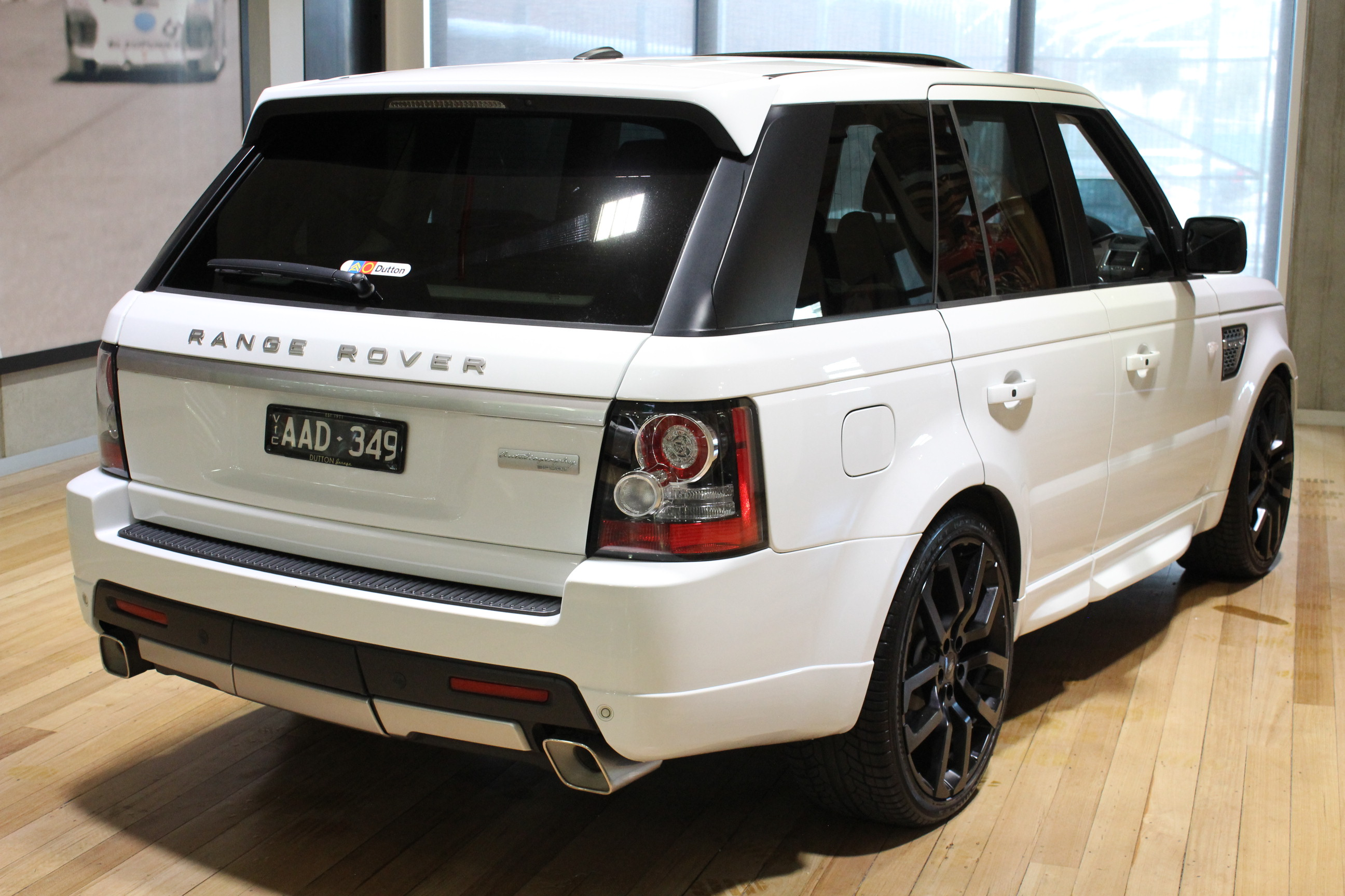 2013 Land Rover Range Rover Sport L320 SDV6 Autobiography Wagon