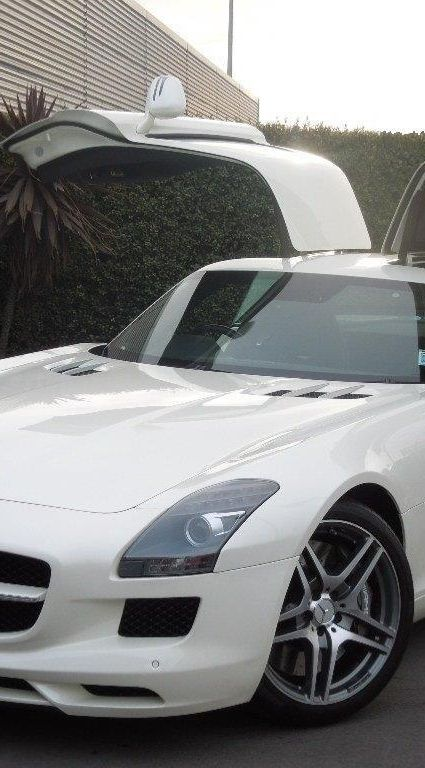 2012 Mercedes-Benz SLS AMG - fpr sale in Australia