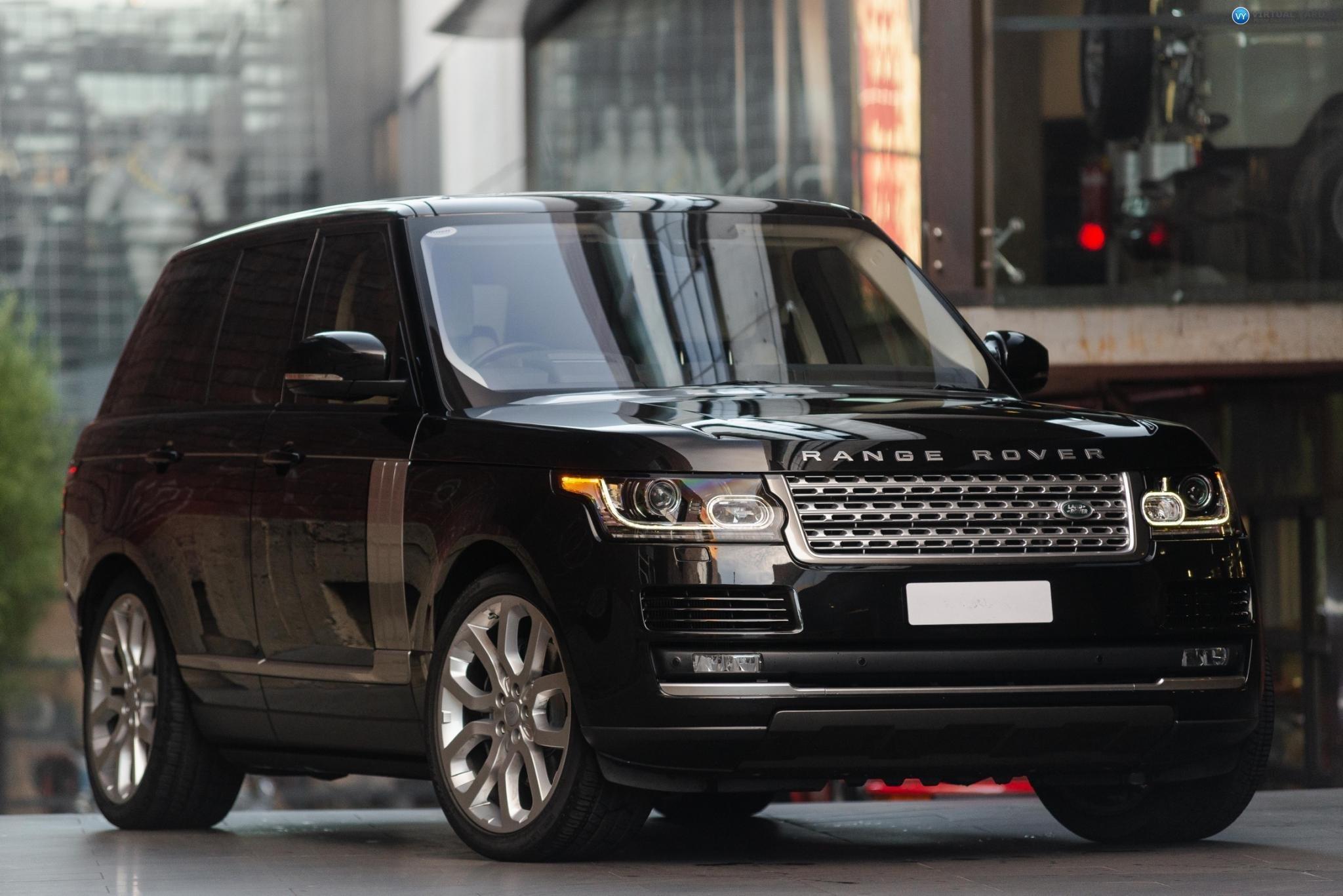 2016 Land Rover Range Rover L405 V6SC Vogue Wagon 5dr Spts ...