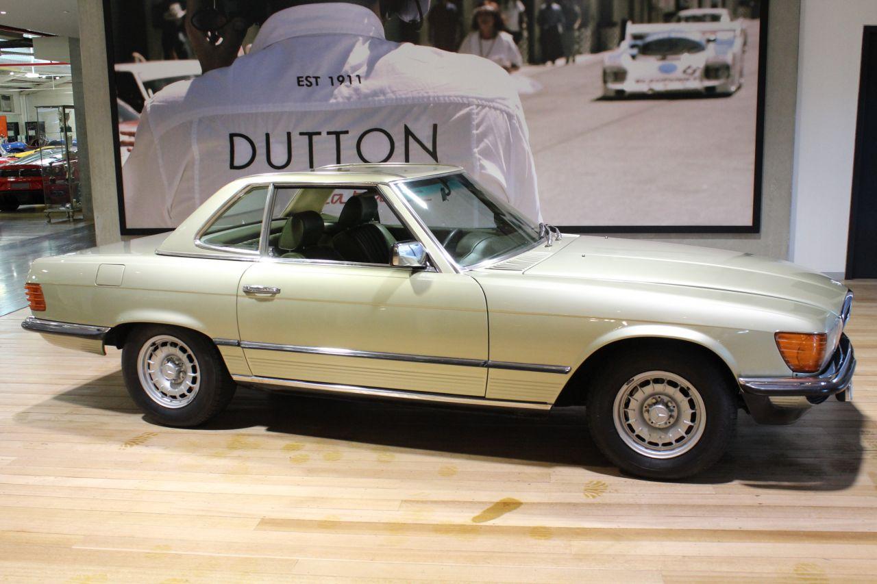 1982 mercedes benz 380sl for sale dutton garage for Mercedes benz garages