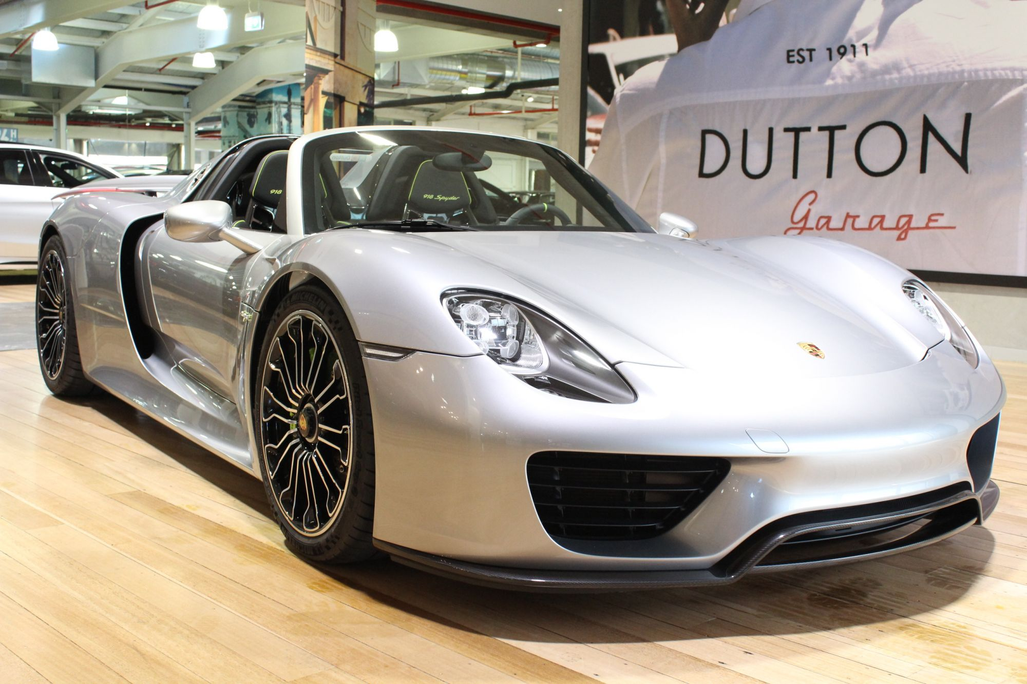 2015 porsche 918 spyder for sale dutton garage img7481 img7482 img7483 img7484 img7485 sciox Images