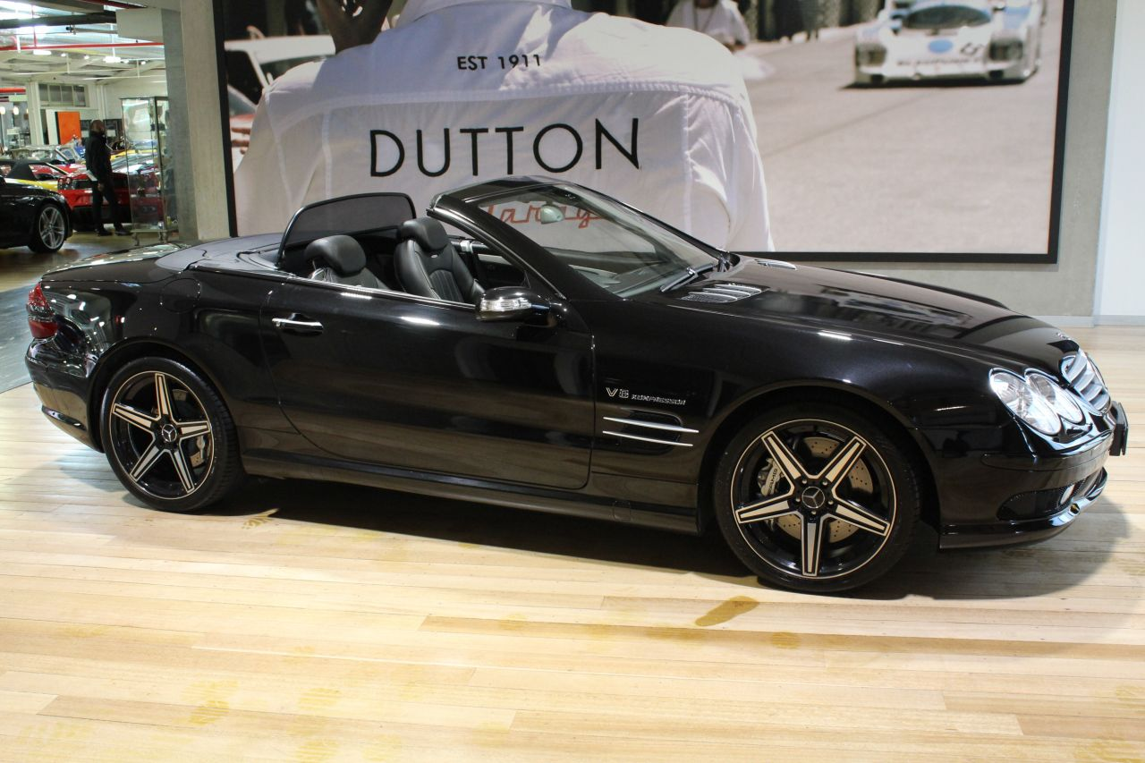 2005 mercedes benz sl55 r230 amg roadster 2dr spts auto for Mercedes benz sl55 amg specs